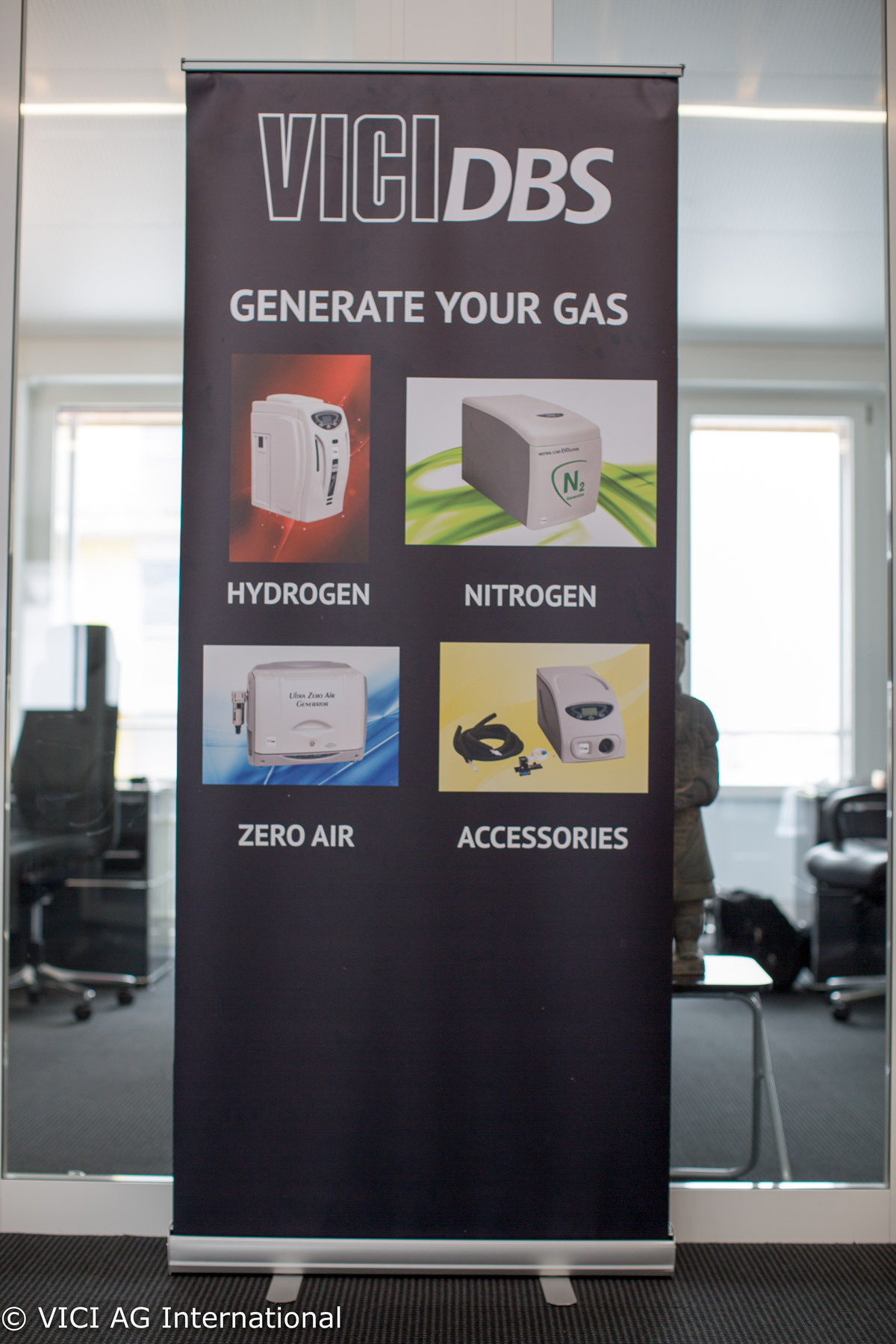 VICI-Gasgeneratoren